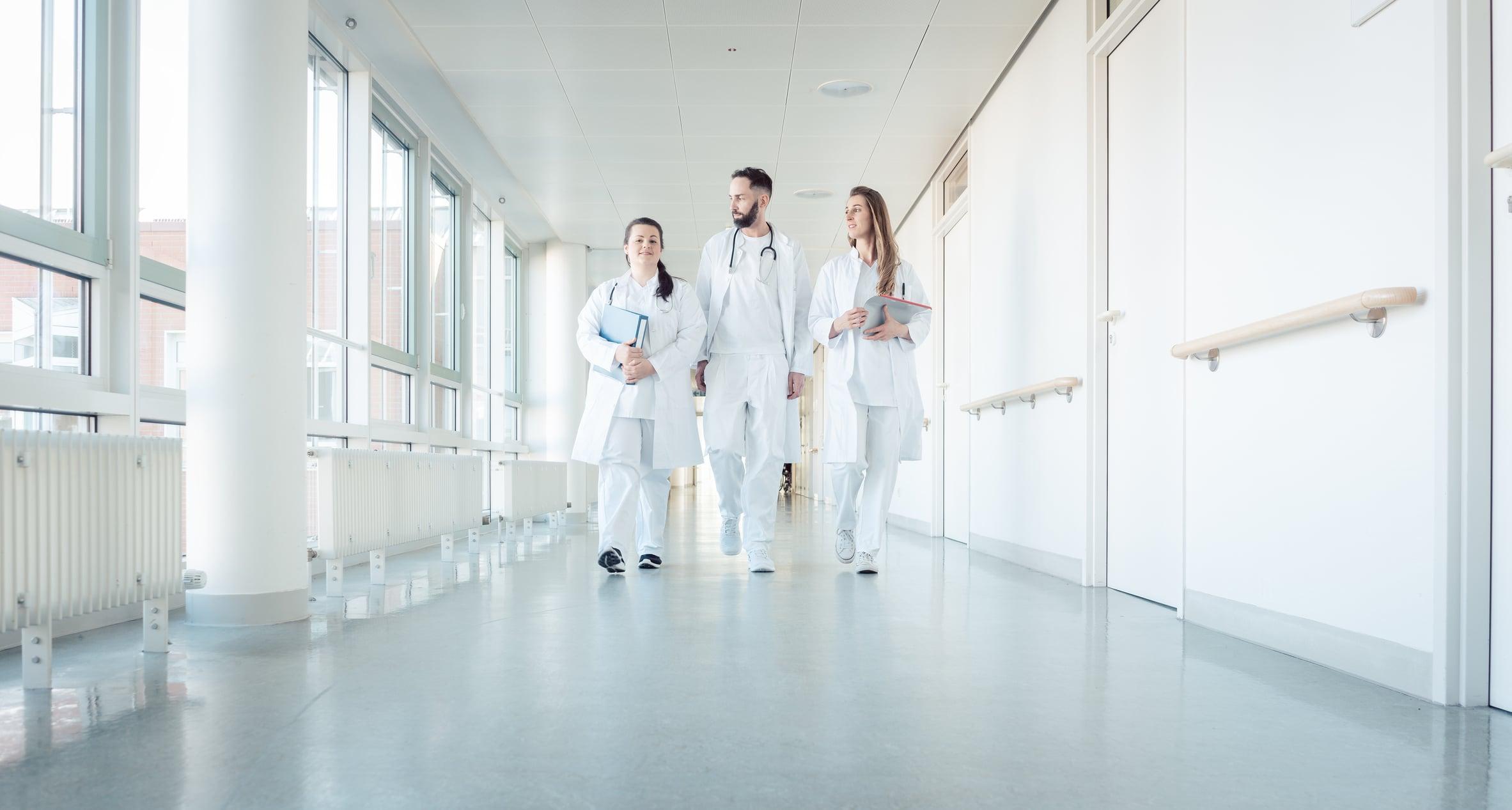 Spesialister i bemanning av helsearbeidere